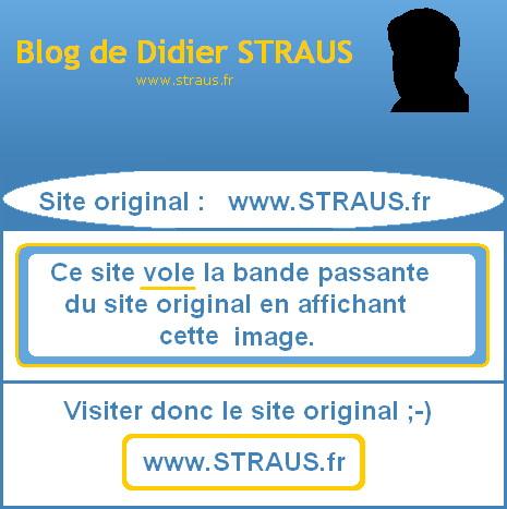 header blog didier straus fr