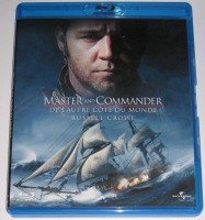 Master and Commander-boite blu ray