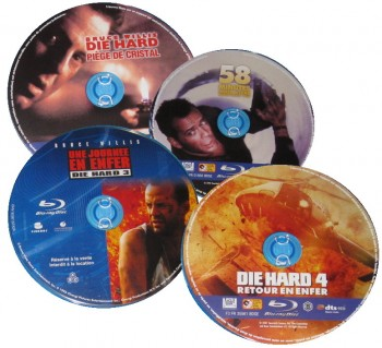Die Hard Blu-Ray disques