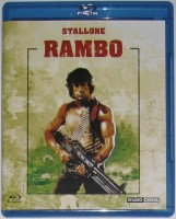 Rambo First blood Blu Ray