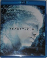 Prometheus en Blu-Ray