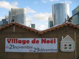 Village de Noël du 21 novembre au 29 décembre 2012