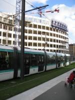 tramway T2 à La Garenne-Colombes