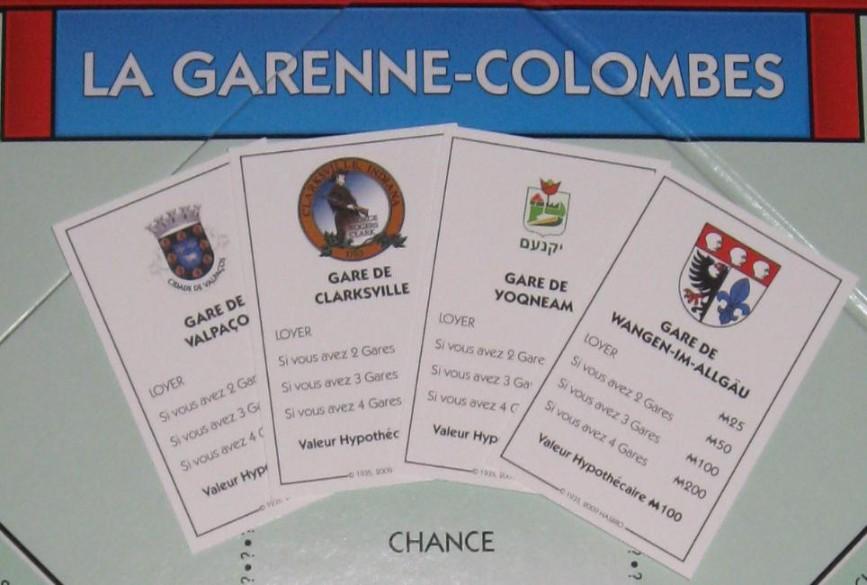 entrecoquin La Garenne-Colombes