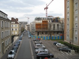 La nouvelle Salle des Spectacles de la Garenne-colombes 07/04/2013