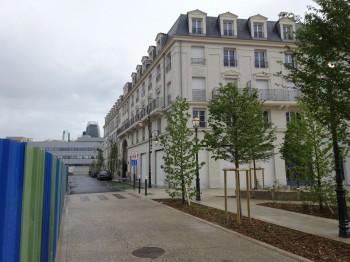 Rue Armand Peugeot, La Garenne-Colombes
