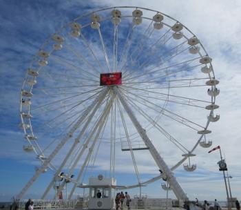 La grande roue de St Jean de Monts